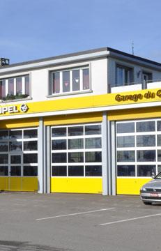 Garage du Crêt